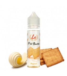 E-liquide Le P'tit Beurre La Fabrique Française