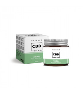 Baume de CBD 300 mg - Greeneo