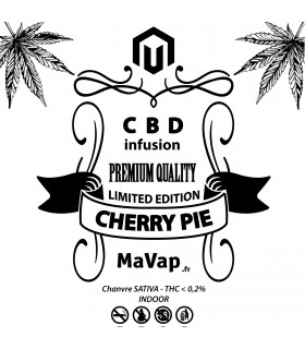 CHERRY PIE INFUSION CBD - MV