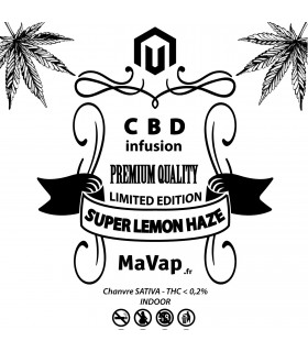 SUPER LEMON HAZE INFUSION CBD - MV